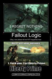 Liberty Prime Meme - fallout4 meet freckles the friendly deathclaw fallout met and