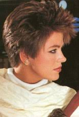 1980s wedge haircut women s hairstyles and looks of the 1980s