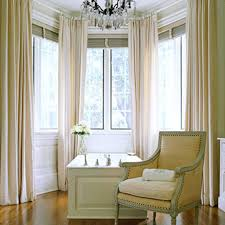 Bay Window Treatment Ideas by Every Awkward Window Treatment Problem Solved The Accent