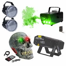 Halloween Yard Lighting Idjnow Halloween Yard Lighting Fog U0026 Sound Variety Package Idjnow