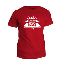 design t shirt program free i read every day red program award t shirt