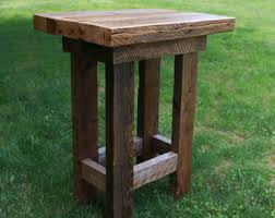 solid wood pub table the feed trough table pub island table with authentic