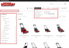 how to use the wesco turf website