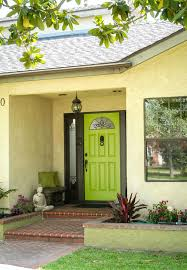 green front door colors we can paint our front door chestnut and then add a new screen