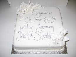 60 wedding anniversary 60 wedding anniversary cake ideas melitafiore