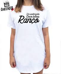 Popular Camiseta Long Um Sentimento: Ranço (Queenler) - Oba! Shop - Nós  @LT57