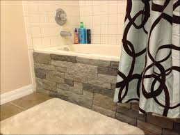 bathroom magnificent glass tile accent in shower tile accent