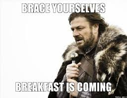 Breakfast Meme - fitbits fitness for fun and wellbeing beasty clean eating