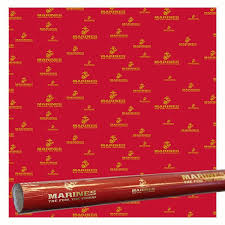 and gold christmas wrapping paper usmc gold wrapping paper vanguard
