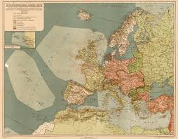 Europe Map Ww1 by How Maps Became Deadly Innovations In Wwi