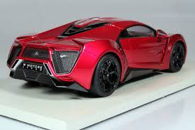 lykan hypersport price top marques collectibles lykan hypersport 1 18 red top30e