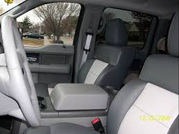 King Ranch Interior Swap Center Console Swap 04 08 Xlt F150online Forums