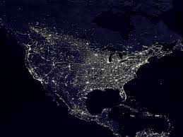 Satellite Map Usa 22 Maps That Explain America Newstimes
