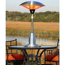 Outdoor Patio Heaters Reviews by Tabletop Patio Heater Reviews Outdoor Table Propane Heater Outdoor