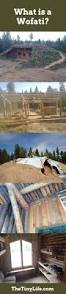 a super cool underground log cabin self sufficiency pinterest
