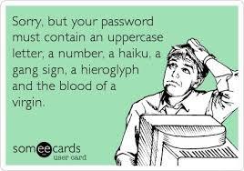Password Meme - rabbit ramblings bunny monday meme day password