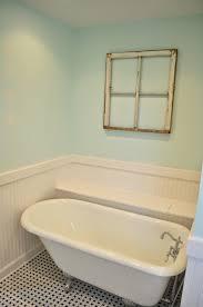 Clawfoot Bathtub Shelf A Nurse And A Nerd Housiversary House Tour