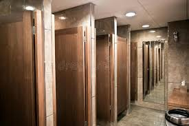modern ladies public toilet stock photo image 46353034