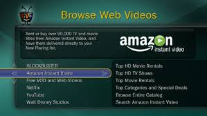 how to get movies and tv shows from amazon instant video tivo