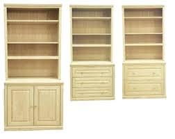Oak Bookcases For Sale Bookcase Unfinished Oak Bookshelf Unfinished Solid Wood
