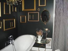 black and gold bathroom decoration black and gold bathroom