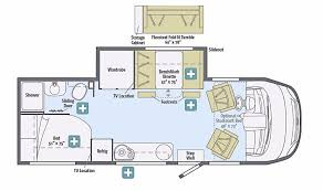 100 winnebago floor plans birdsville motorhome new 2012