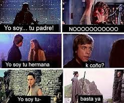 Memes De Star Wars - los mejores memes de star wars en español memes cinéfilos