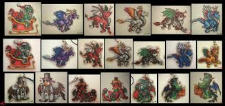 shrinky dink draes by psycrowe on deviantart