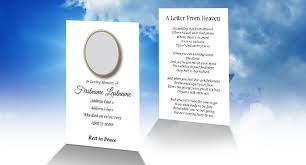 Funeral Card Template Free Wallet Memorial Card Template In Indesign Format Download