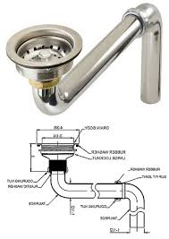 sink drain pipe kit inset sink bathroom sink drain pipe kit thedancingparent com