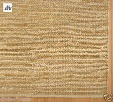Pottery Barn Jute Rugs Pottery Barn Chunky Wool U0026 Boucle Woven Jute Rug 8x10 Natural Ebay