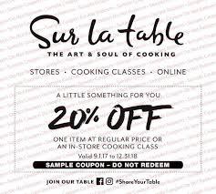 sur la table cooking classes lake grove chi kidstuff edition kidstuff coupon books