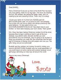 free santa letters net free printable santa letters in minutes