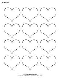 best 25 heart template ideas on pinterest printable hearts