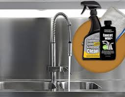 how to clean kitchen faucet how to care for a kitchen faucet faucet maintenance