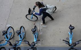 Chicago Divvy Bike Map by Oak Park And Evanston To Get Divvy Bikes Next Year Oak Leaves