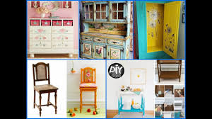 Old Furniture How To Recycle Old Furniture Turn Old Things Into New Things