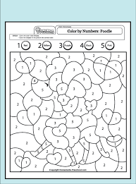 all worksheets number 5 worksheets for kindergarten printable