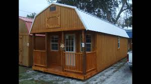 Log Cabin Floor Plans With Loft by Shed Plans With Loft Youtube