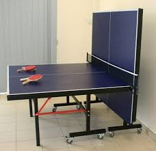 collapsible ping pong table collection in folding ping pong table folding table tennis square