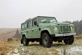 land rover defender safari defender farewell review u0026 test drive tartan tarmac