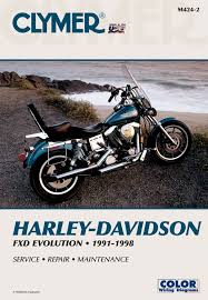 harley davidson motorcycle service and repair manuals from clymer