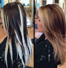 foil highlights for brown hair balayage vs foil highlighting loli hair studio