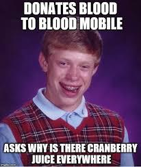 Meme Maker Mobile - bad luck brian meme imgflip