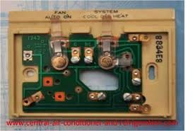 two stage thermostat wiring diagram wiring diagram simonand