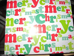 raunchy wrapping paper christmas wrapping paper fails and typos shared on daily