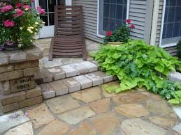 Ideas For Landscaping by Landscaping Ideas For Front Yard With Stone Garden Post