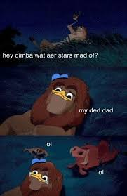 Lion King Meme - funny disney meme lion king comic dolan hollyfoster91