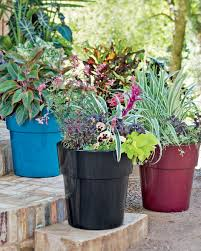 Cute Flower Pots by Self Watering Flower Pot U2013 Rseapt Org