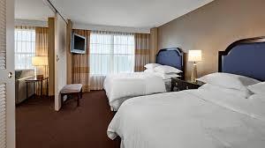atlanta accommodation king suite sheraton suites galleria